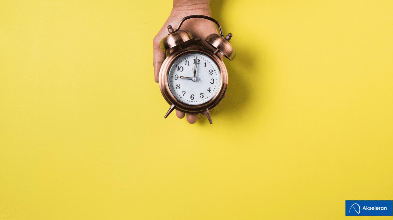 Investasi Yang Menghemat Waktu