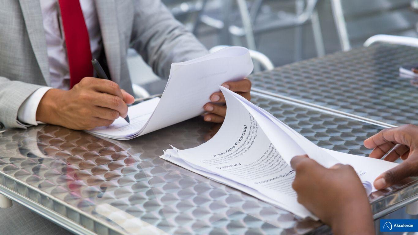 Contoh Proposal Pengajuan Dana Yang Baik Dan Benar Akseleran Blog